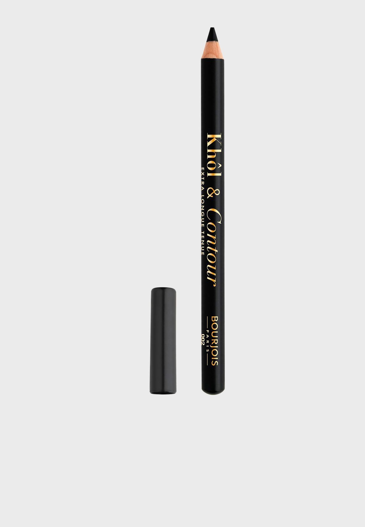 Khol And Contour Eye Pencil Ultra Black