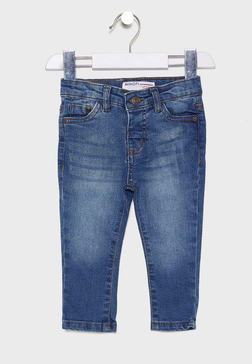 Infant Dark Wash Regular Jeans