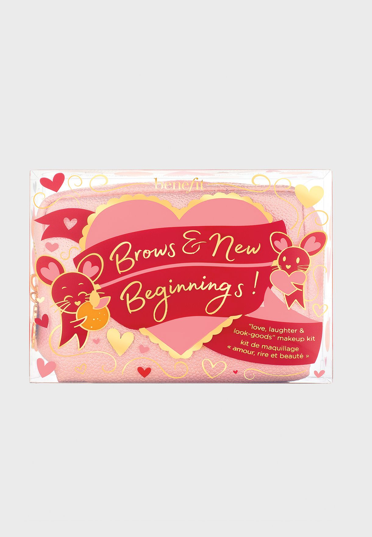 Brows & New Beginnings Set Saving 47%