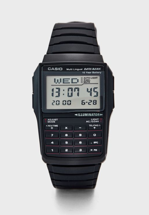 DBC-32-1ADF Digital Watch