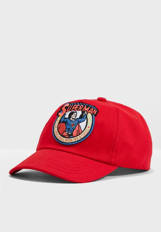 Kids Superman Cap