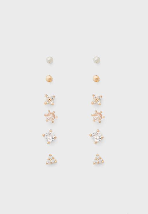 Larawia Earrings Set