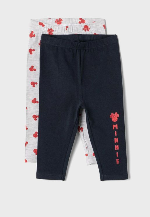 Infant Minnie Leggings