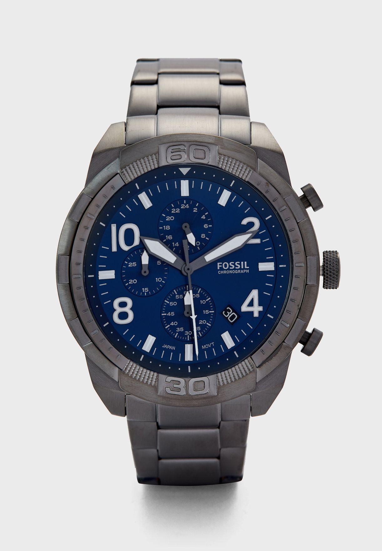 Bronson Chronograph analog watch