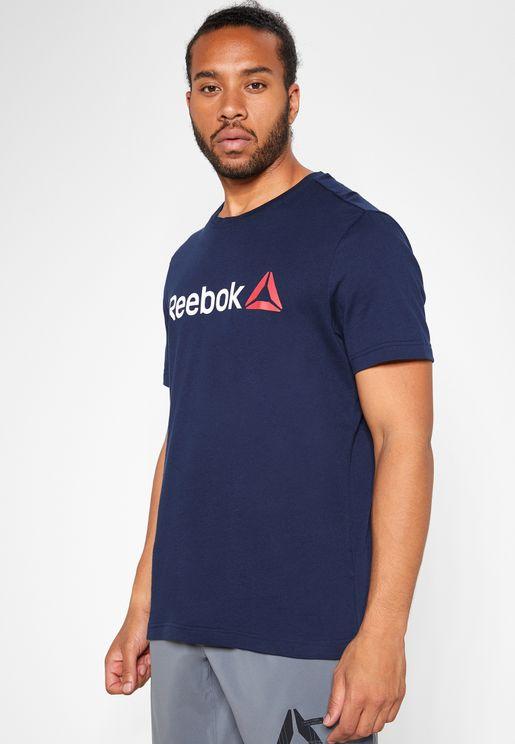 Linear Read T-Shirt