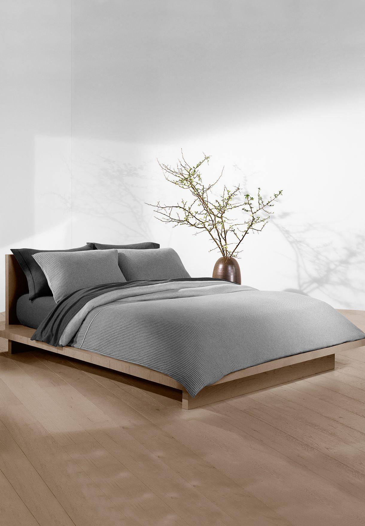 غطاء لحاف سوبر كينج جاريد- 240 × 260 سم