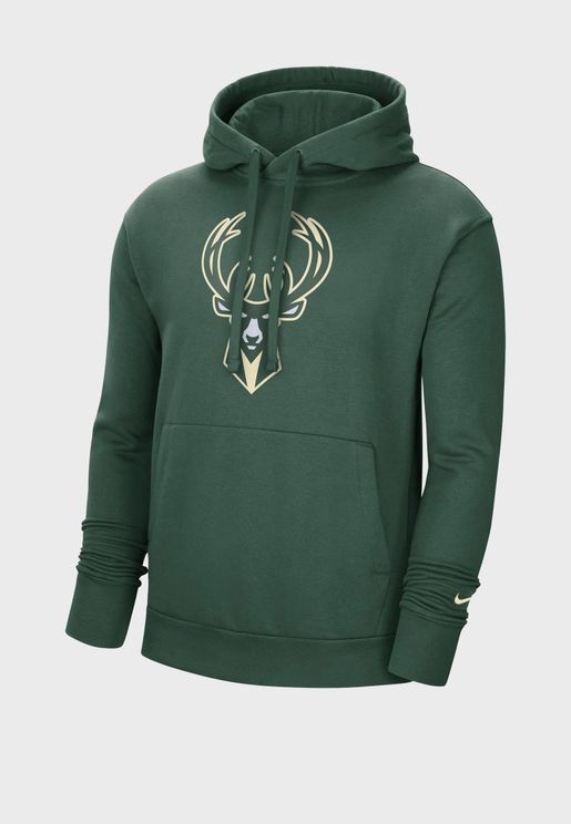 Milwaukee Bucks Fleece Hoodie