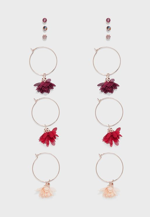 Multipack Unearith Earrings