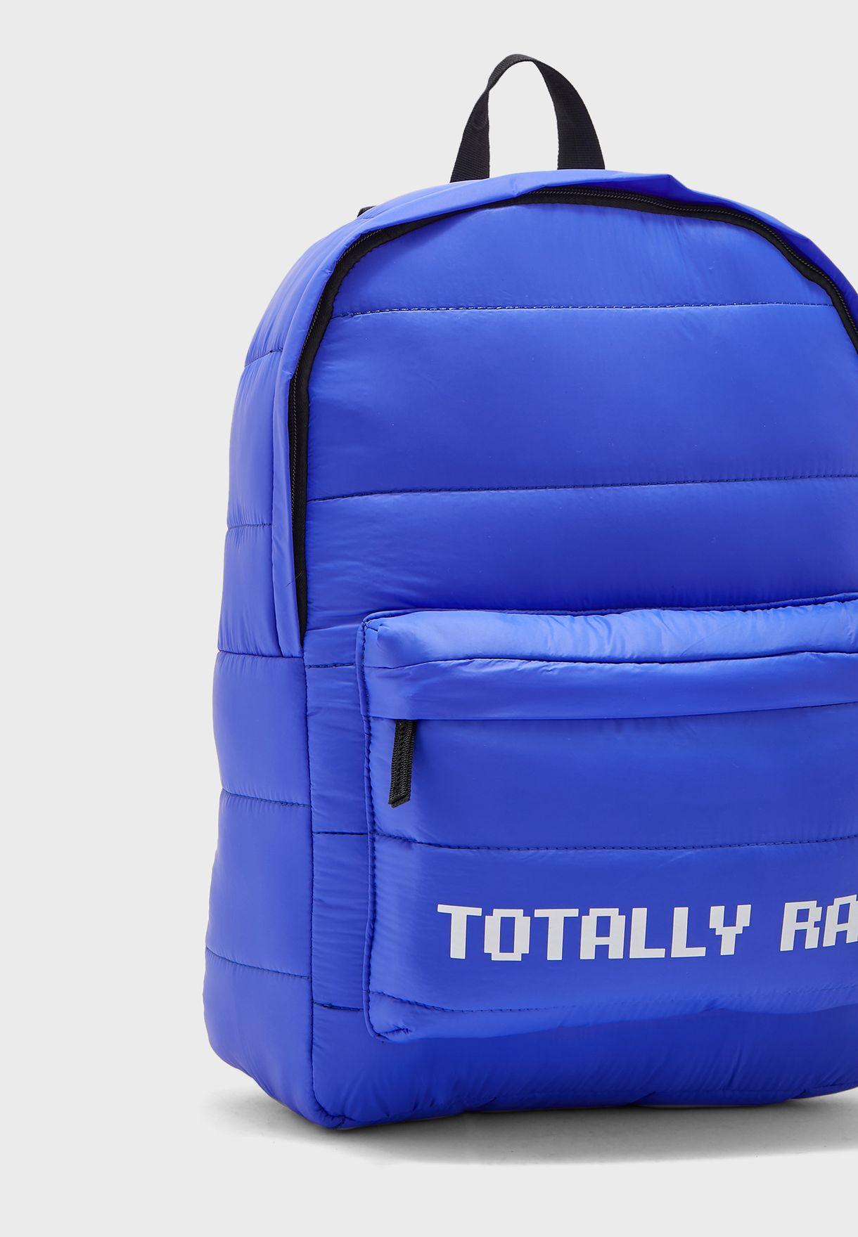 Kids Puffer Backpack