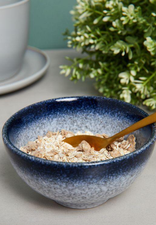 Blue Glaze Bowl