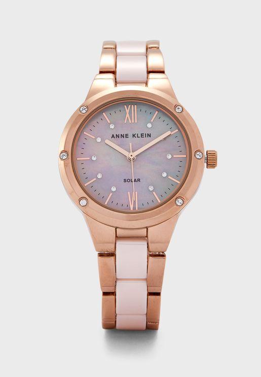 Ak3758Lprg Analog Watch