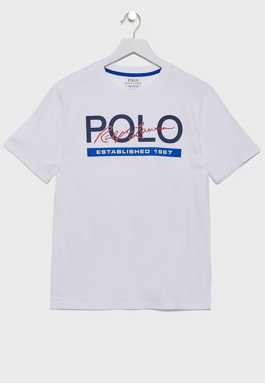 Teen Polo T-Shirt