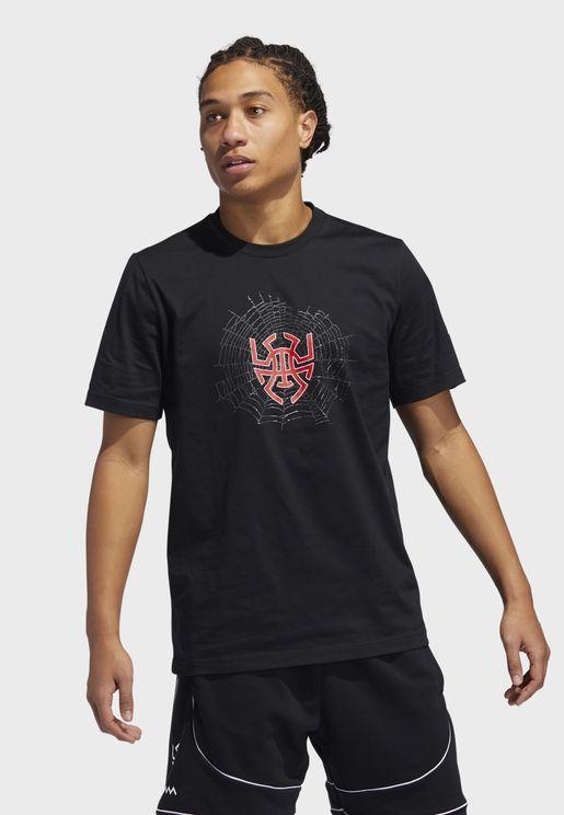 Donovan Mitchell Logo T-Shirt