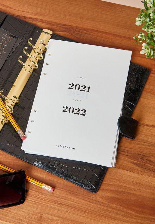 Mid Year Planning Agenda Inserts