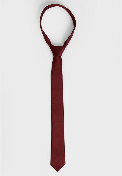 Casual Striped Tie