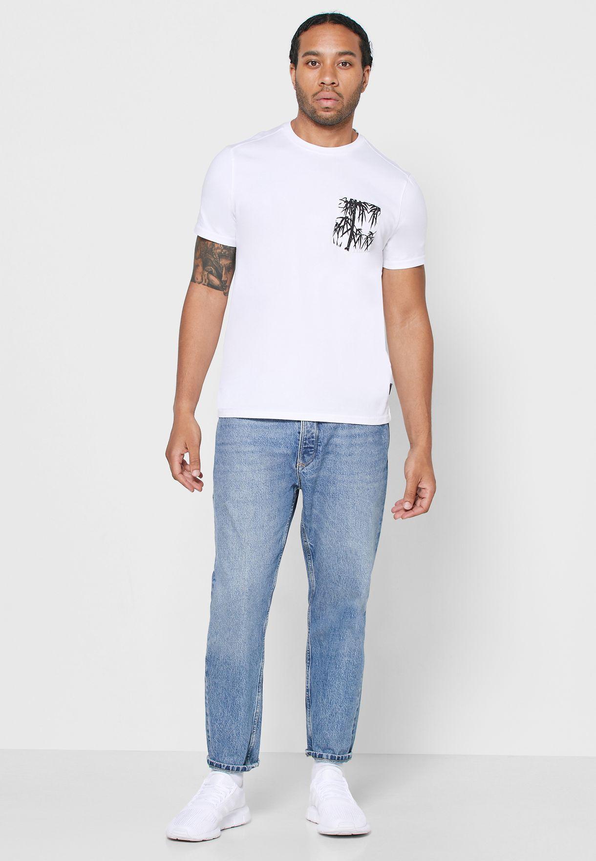 Bayfront Crew Neck T-Shirt