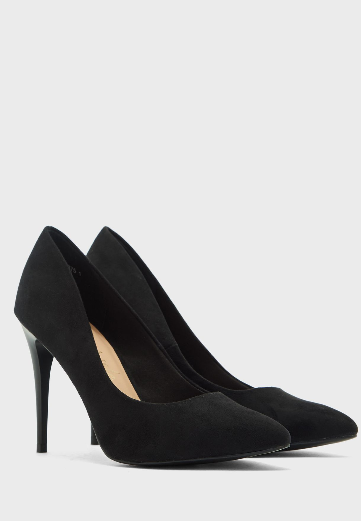 New Look Yinny Pointed Toe Pump - Brand Shoes