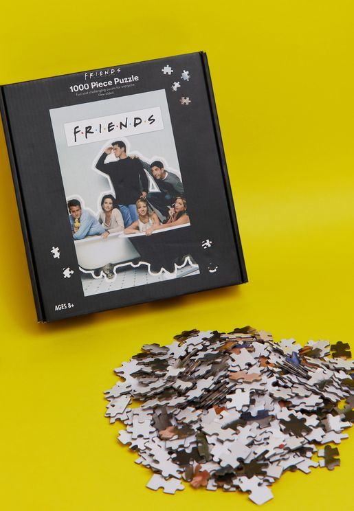Friends 1000 Piece Puzzle