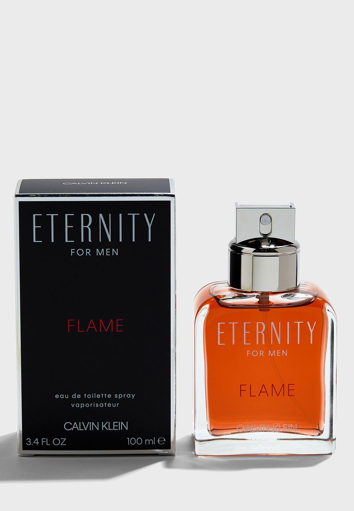Eternity Flame For Men -100Ml Edp