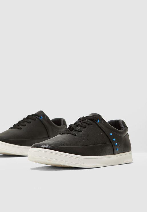 Casual Brogue Sneakers
