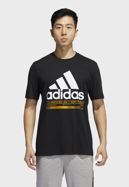 Sports Men's Graphic T-Shirt