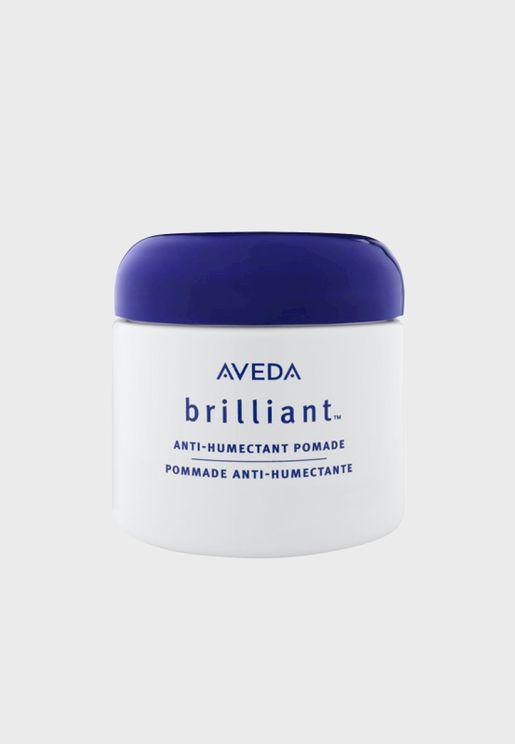 دهن الشعر بريليانت المضاد للرطوبة 75 مل