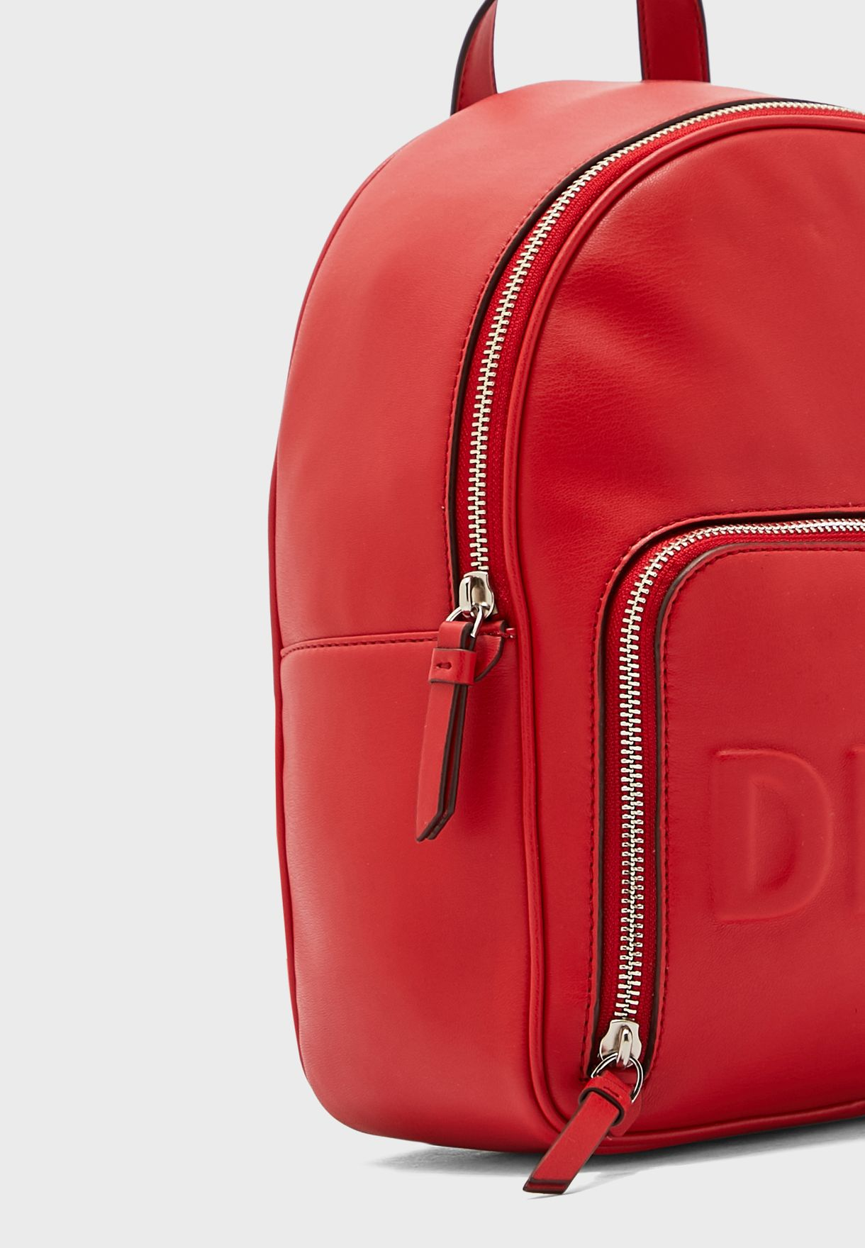 Tilly Front Zip Dome Backpack