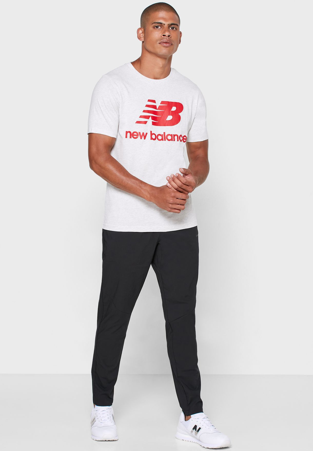 Athletics Split Stacked T-Shirt
