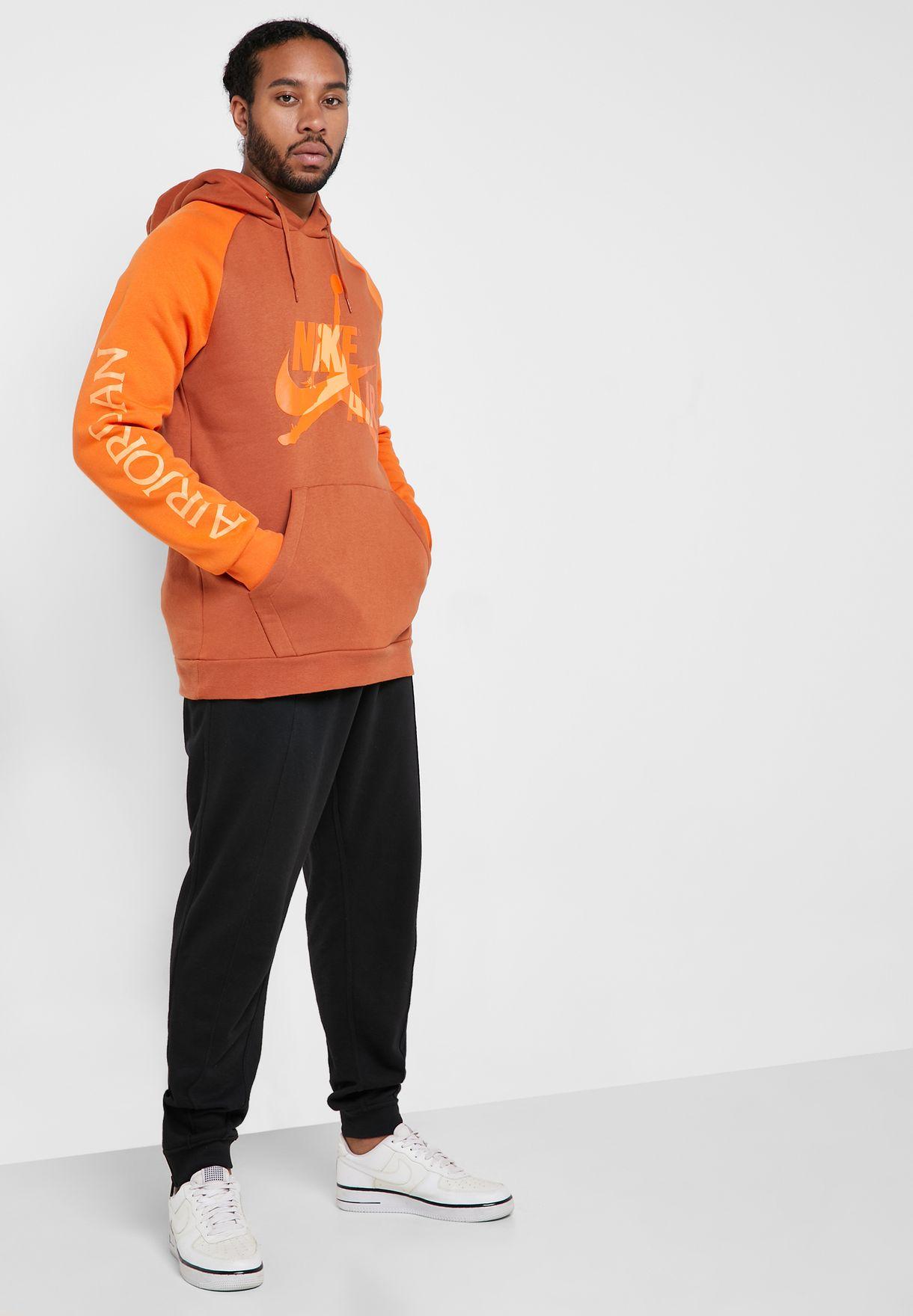 Jordan Jumpman Classic Fleece Hoodie