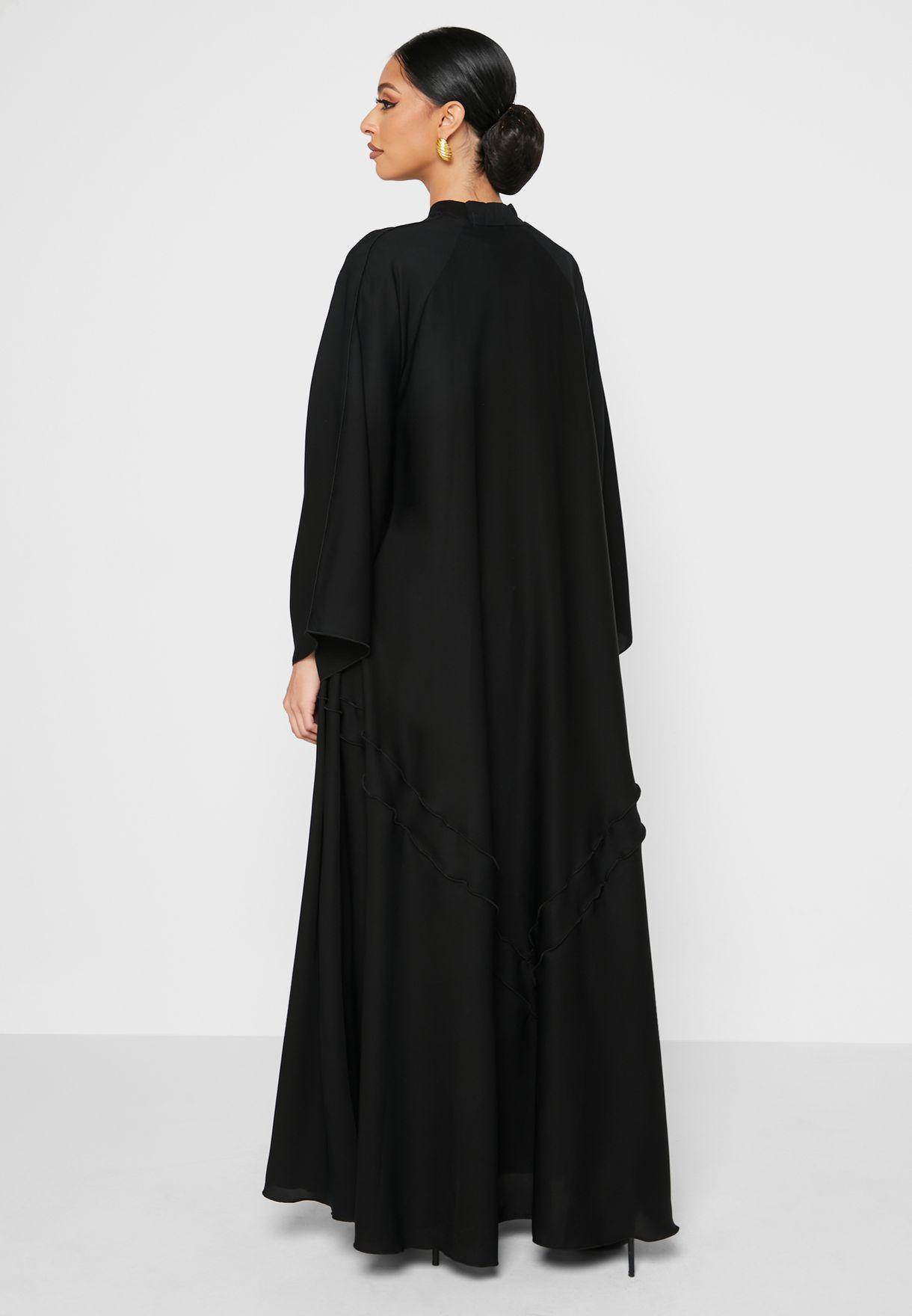 Waist tie Abaya