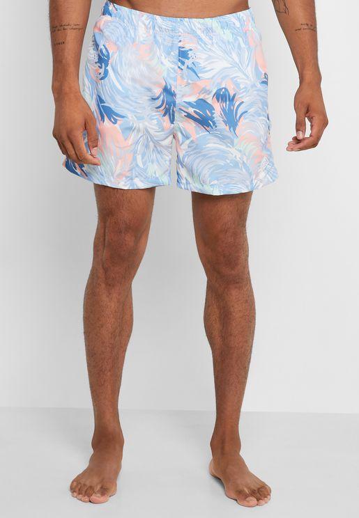 Wave Swim Shorts