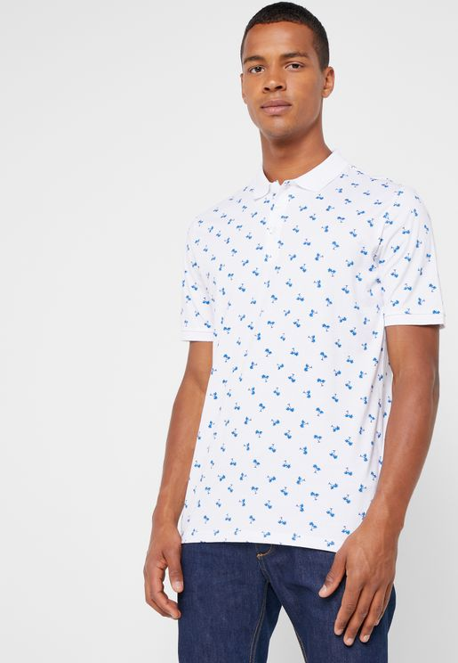 Penfield AOP Polo