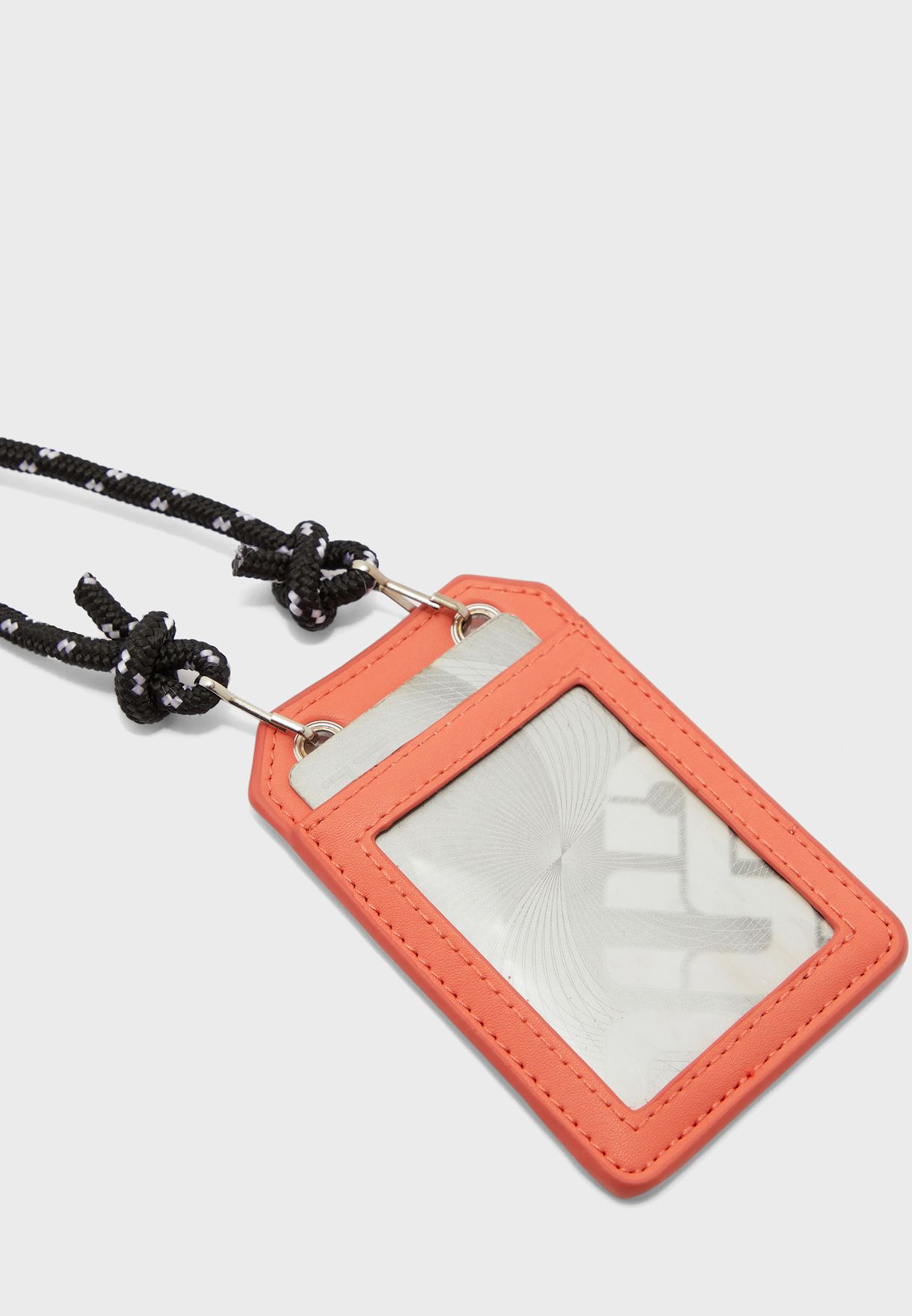 Pocket Lanyard Card Holder
