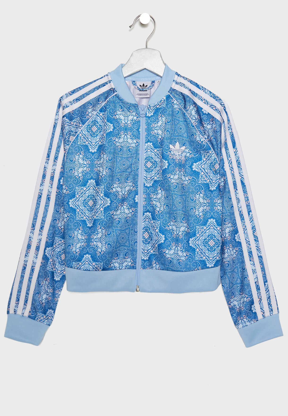Youth Culture Clash Track Jacket