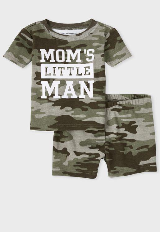Baby T-Shirts+Shorts Sets