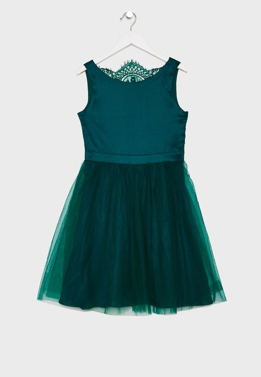 Kids Tulle Dress