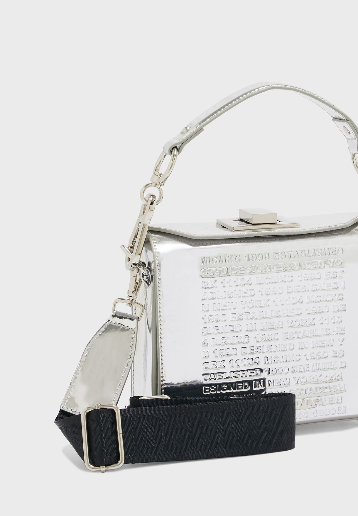Bstory Push Lock Crossbody