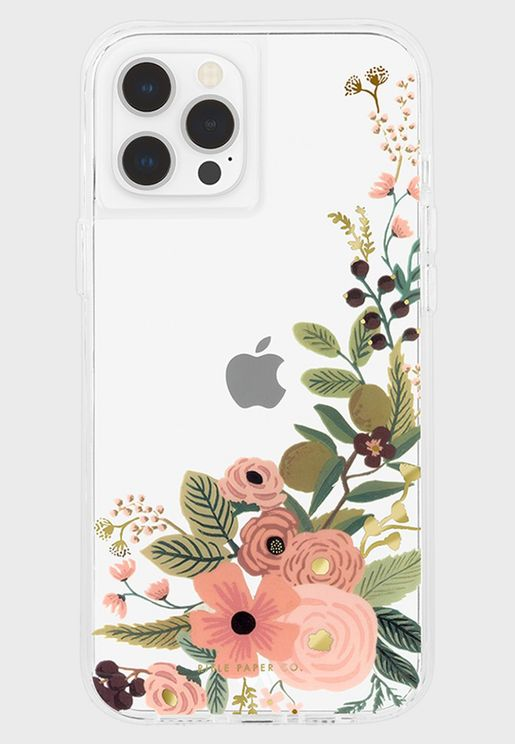 Garden Party Rose Micropel Iphone 12/12 Pro/12 Pro Max/12 Mini Case
