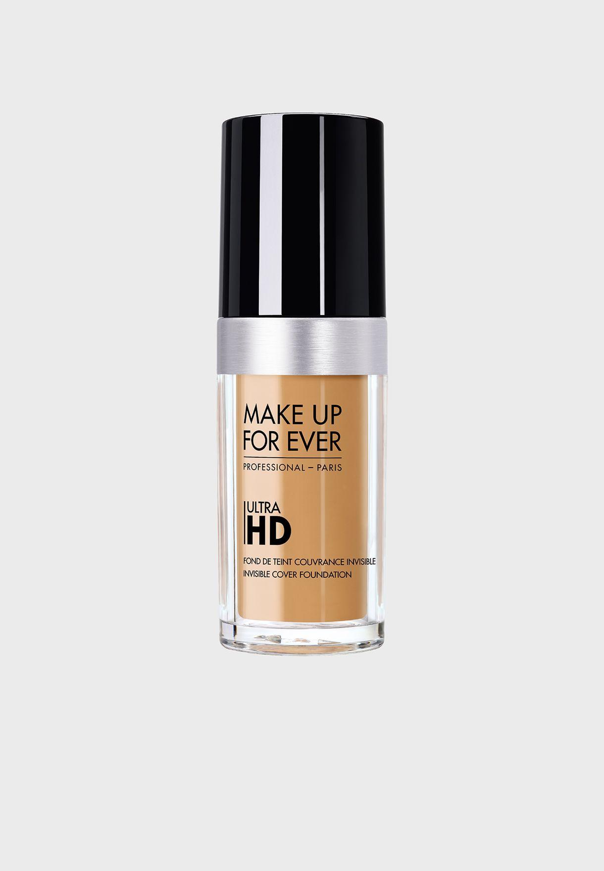 Ultra HD Foundation Y405 Golden Honey