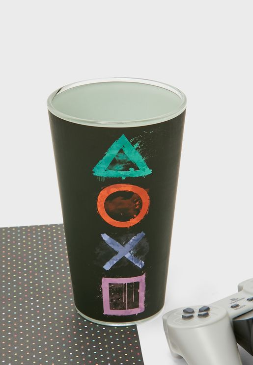 Playstation Glass