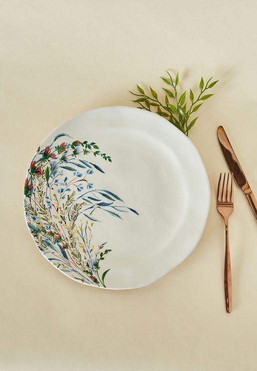 Seasonally Good Dinner Plate