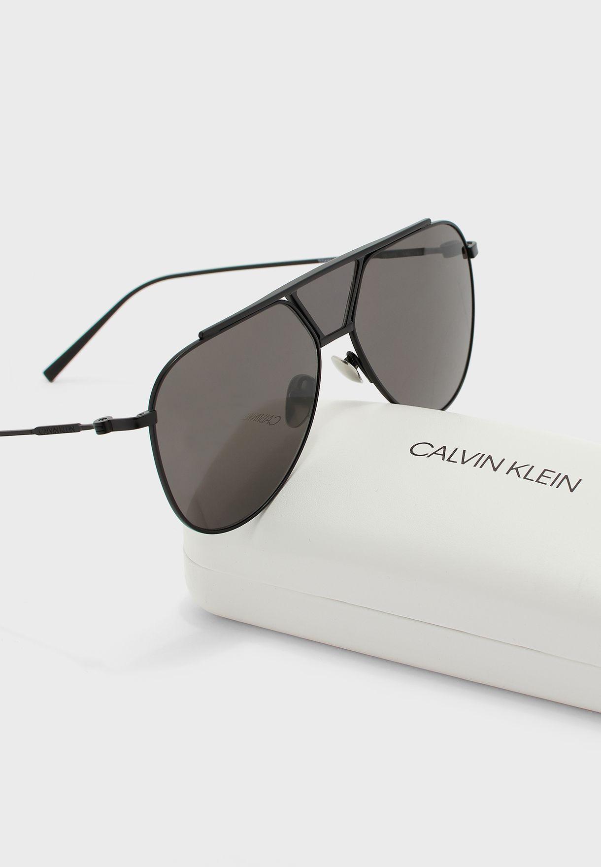 CK20101S Aviator Sunglasses