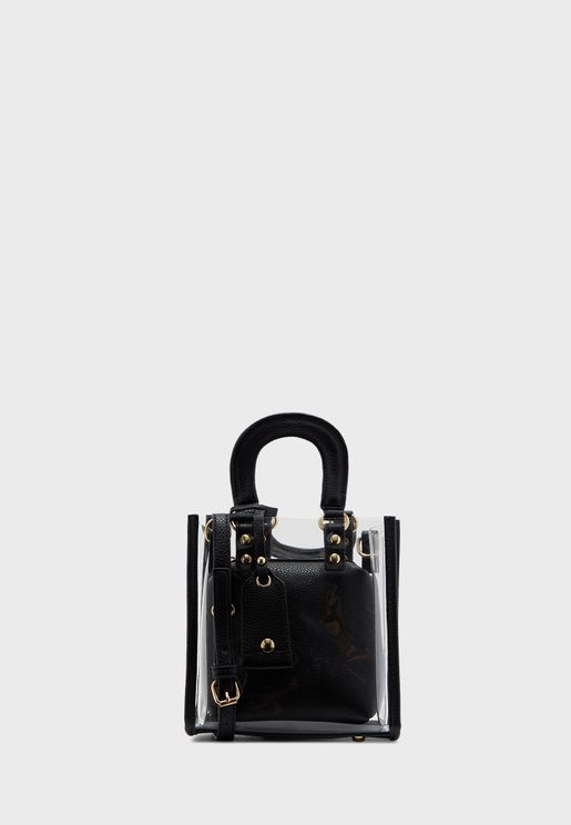 Clear Handbag