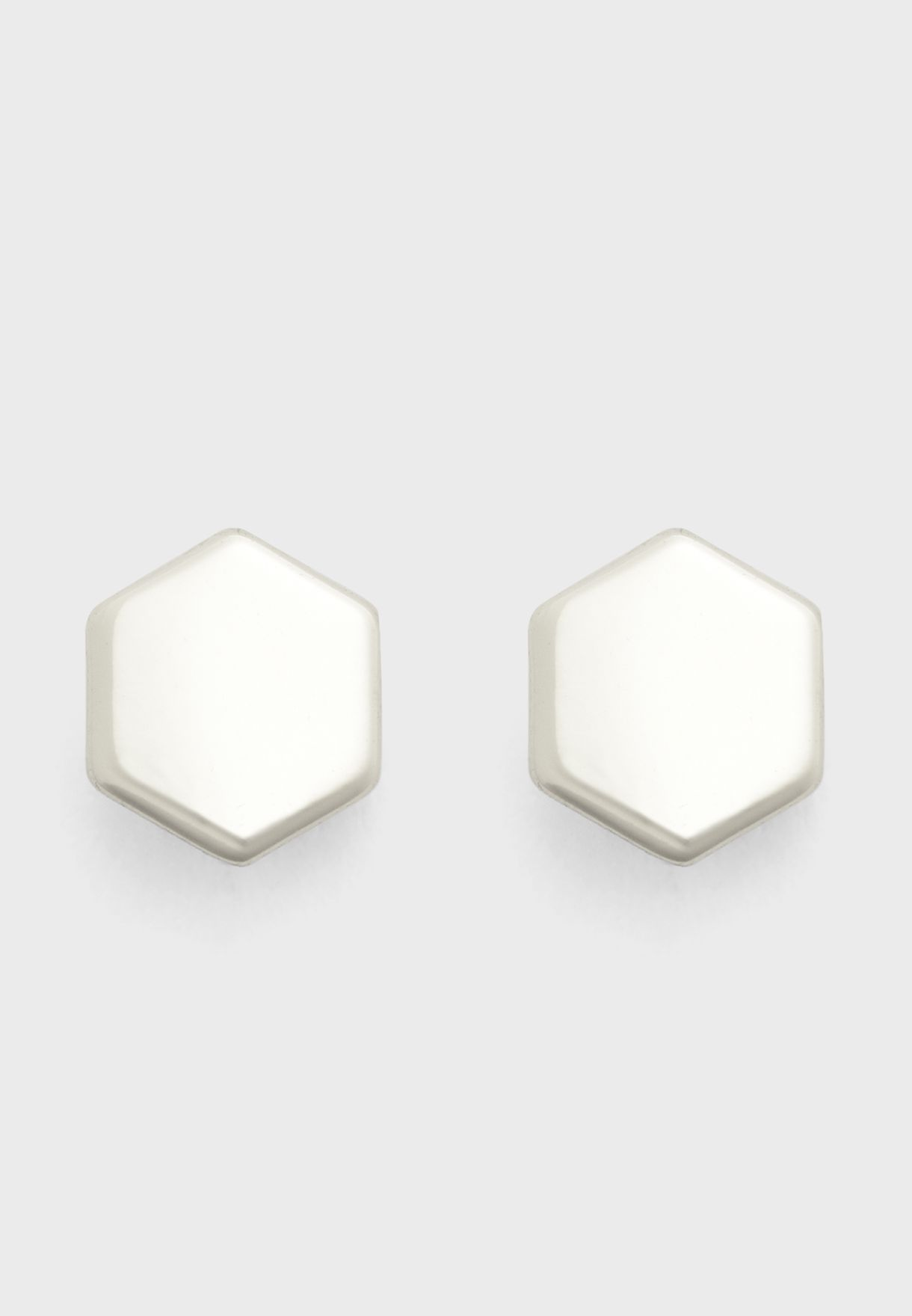 Mosaic Stud Earrings