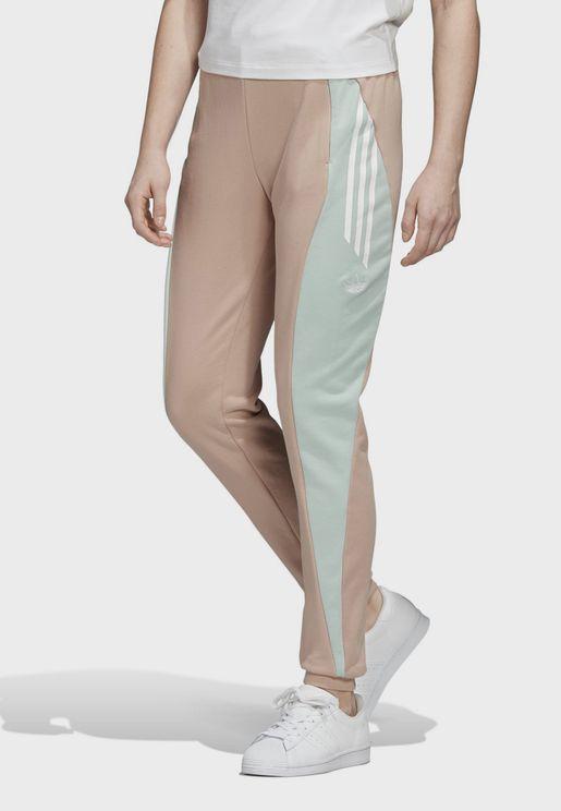 Colour Block Sweatpants
