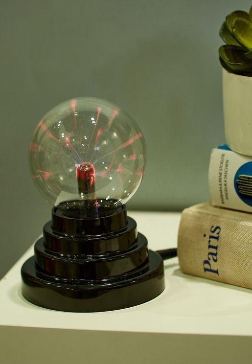 كرة بلازما ضوئية وكابل USB