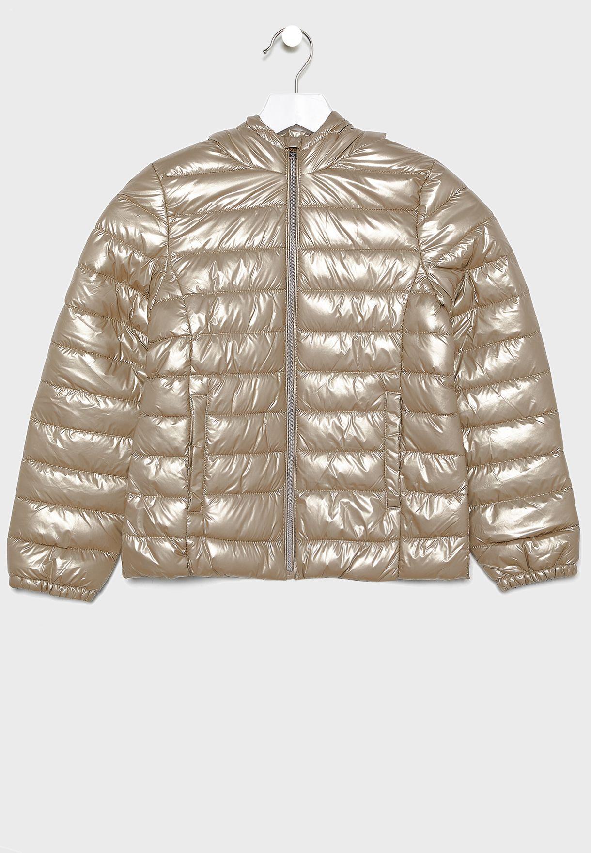 Teen Classic Puffer Jacket