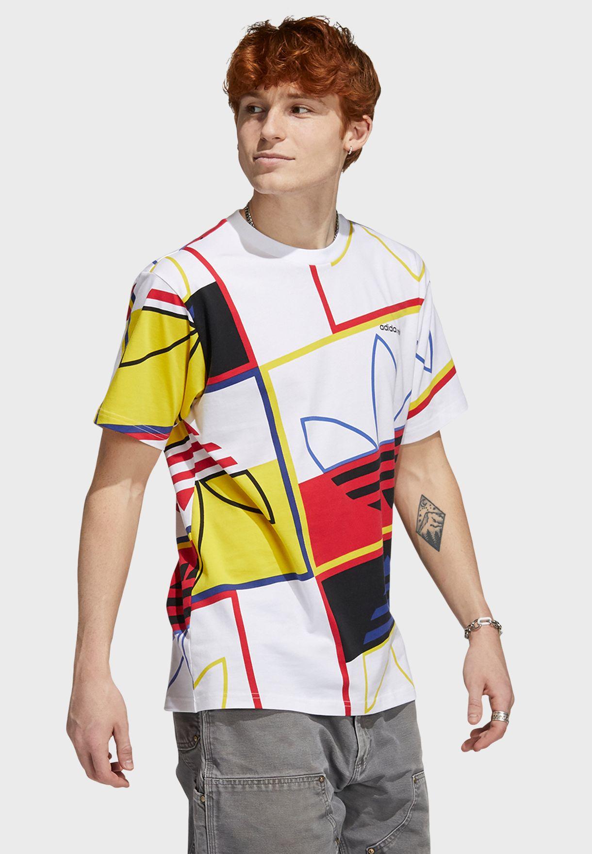 Play Aop Logo T-Shirt