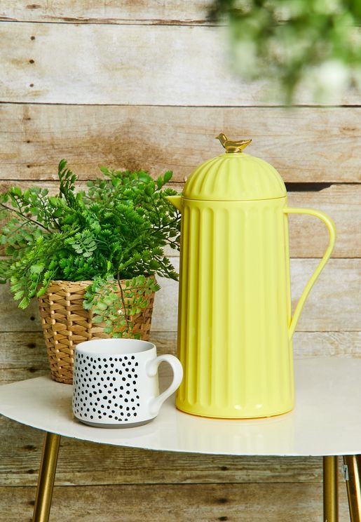 1L Thermo Flask With Lid