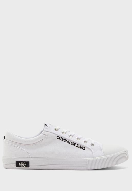 Vulcanized Low Top Sneakers